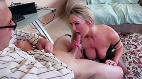 Abbey Brooks, Ball Licking, Bend Over, Big Natural Tits, Big Nipples, Big Pussy