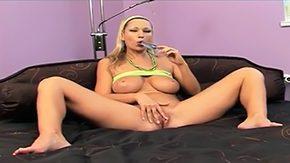 Carol Goldnerova, Banana, Big Cock, Big Tits, Boobs, Dildo