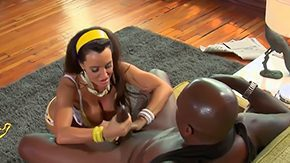 Lisa Ann, Ass, Ball Licking, Bend Over, Big Ass, Big Natural Tits