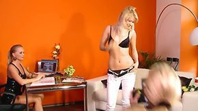 Sky High, Audition, Babe, Behind The Scenes, Big Tits, Blonde