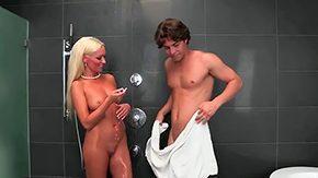 Diana Doll, Aunt, Bath, Bathing, Bathroom, Big Cock