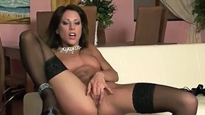 Anita Pearl, Babe, Blowjob, Boobs, Brunette, Close Up