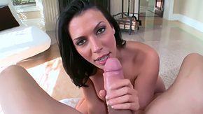 Rachel Love, Big Cock, Blowjob, Cum, Cum Drinking, Cum in Mouth
