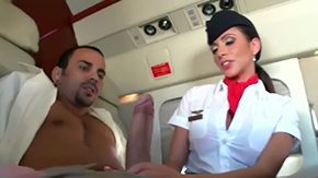 Aimee Addison HD porn tube Affairs Hex strobilate with plane decided to go full over toilet He meat two seductive stewardesses his dork became vertical They agreed swell up take up with the tongue dick be beneficial to cunnilingus