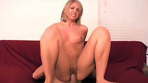 Free Stephanie Richards HD porn Young blonde lusciuos female Stephanie Richards with innocent boobies horde gives head about experienced crummy guy rides on his big stiff knob in humming