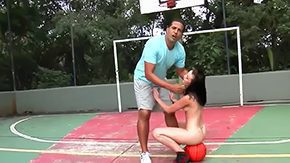 Mexican, Argentinian, Ball Licking, Big Natural Tits, Big Tits, Blowjob