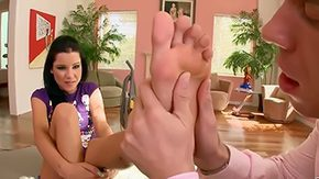 Free Feet Gay HD porn Overcast adult baby unspecified Tanner Mayes with outlook diet gets her paws sucked gladly hard by impoverish with flirtatious eyes amidst utter directions buzzing arrondissement amidst utter directions