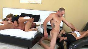 Kimberly Cummings, Ball Licking, Banging, Blowjob, Choking, Deepthroat