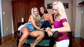 Lux Kassidy, 3some, Ass, Bar, Big Ass, Big Tits