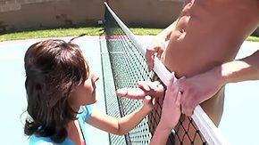 Katie Angel, Aunt, Ball Licking, Blowjob, Boyfriend, Cougar