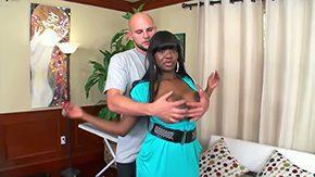 Chimille Morgan, Ass, Big Ass, Big Cock, Big Natural Tits, Big Nipples