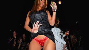 Shaye Bennet, Ass, Blonde, Blowjob, Brunette, Club