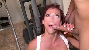Nicki Hunter, Aunt, Babe, Ball Licking, Bed, Bend Over