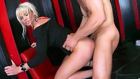 Rhylee Richards, Aunt, Ball Licking, Banging, Big Tits, Blonde