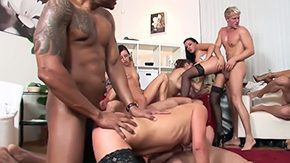 Niki Sweet, Blowjob, Facial, Group, Hardcore, High Definition