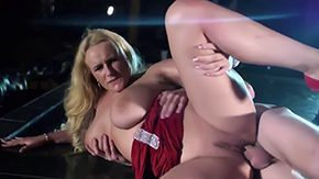 Angel Wicky HD porn tube Big butt natural blonde Angel Wicky with lengthened hair heavy natural juggs in red shoes seduces toddler tall Danny with body lengthened shaft gets