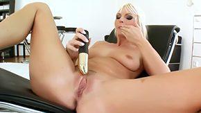 Sandra Blond, Ass, Babe, Banana, Big Ass, Big Natural Tits