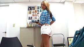 Val Malone, Ass, Audition, Aunt, Behind The Scenes, Blonde