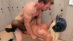 Holly Price, Ball Licking, Big Cock, Big Pussy, Big Tits, Blonde
