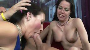 Kora Peters, 3some, Adorable, Allure, Ball Licking, Banging
