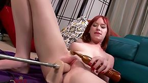 Machine Fucking, Beauty, Big Cock, Big Pussy, Big Tits, Boobs