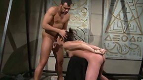 Forced, Ball Licking, BDSM, Bend Over, Blindfolded, Blowjob