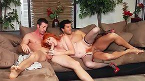 Pale Redhead, Anal, Ass, Ass To Mouth, Assfucking, Asshole