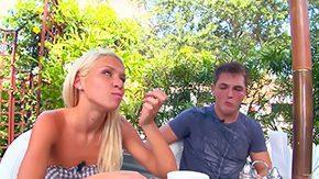Kacey Jordan, Blonde, Boobs, Cunt, Flat Chested, High Definition