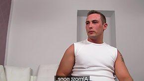 HD Female Agent Sex Tube Massive cumshot from seasoned veteran Female Agent hottie agent
