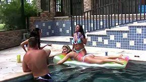 Britney Brooks, Babe, Banging, Bikini, Blowjob, Exhibitionists