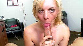 Free Mather HD porn Golden-haired Missy Mathers is oralfucking dom who wants to demonstrate her skills she takes bog johnson in mouth sucks it down to fulls throat with cum
