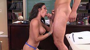 Capri Cavanni, Ball Licking, Banging, Big Cock, Big Natural Tits, Big Pussy