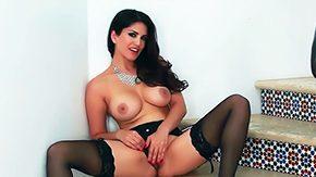 Sunny Leone, Babe, Beauty, Big Natural Tits, Big Nipples, Big Pussy