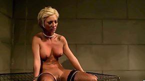 Tied, Aunt, Basement, Blonde, Bondage, Boobs