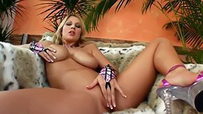 Carol Goldnerova, Banana, Big Tits, Blonde, Boobs, Dildo