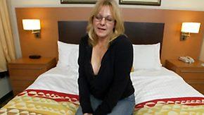 Milf Pov, Aunt, Big Tits, Birthday, Blonde, Blowjob