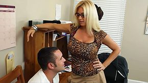 Charlee Chase, Aunt, Big Ass, Big Tits, Blonde, Boobs