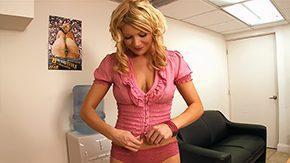Free Christina Skye HD porn videos Cute MILF Christina Skye giving good head MILF blonde natural boobs office babe bbw dick suited up blowjob fun travel