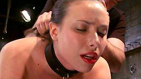Torture, Babe, BDSM, Bondage, Bound, Brunette