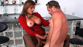 Monique Fuentes, Bend Over, Brunette, Clothed, Doggystyle, Fucking