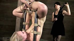 Blindfolded HD porn tube Malleable dancer dominated one and only from sadistic elise graves