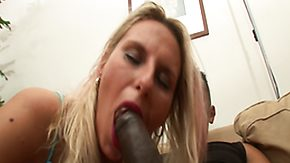 Peaches bore drilled off out of one's mind thick black cock