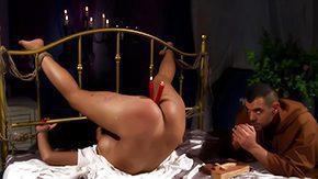 Angel Rivas, BDSM, Bondage, Bound, Female Ejaculation, High Definition