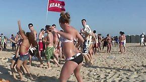 Beach Sex, Amateur, Beach, Beach Sex, Bikini, Girl Next Door
