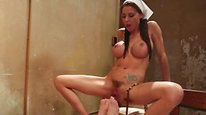 Nun, Big Pussy, Big Tits, Boobs, Church, Fake Tits