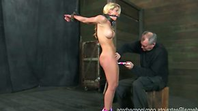 Phone, Babe, BDSM, Blonde, Bondage, Bound