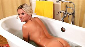Boos, Babe, Bath, Bathing, Bathroom, Blonde