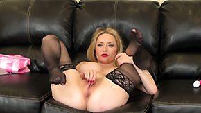 Aiden Starr, Big Tits, Blonde, Boobs, Legs, Spreading
