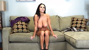 Ava Addams, Big Tits, Boobs, Brunette, Granny Big Tits, Masturbation