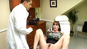 Free Exam HD porn The doctor's office is rub-down the thorough rendezvous be required of a MILF pussy interrogation